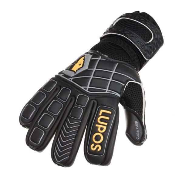 Goalkeeper gloves Lupos Hyper Black