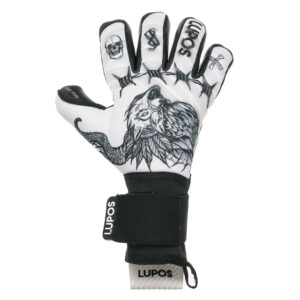 Lupos Tattoo goalkeeper gloves