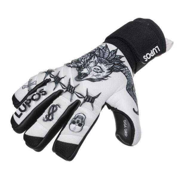 Lupos Tattoo goalkeeper gloves