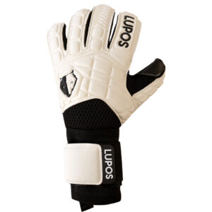 Lupos White One goalkeeper gloves